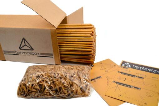 Bamboe bouwpakket